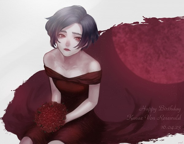 *It had been a while since Saya dropped into the GS Foxflame Ballroom. She went there to model for s