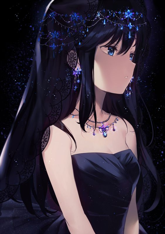 *Mato showed up in the ballroom waiting for her husband and she blushed as she took a deep breath an