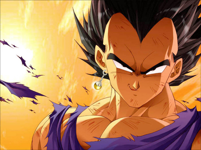 You're not the only one! vegeta
