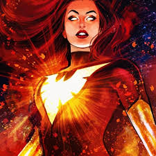 "Have a ""fiery"" 4th of July weekend! //careful with the fireworks, OK! // Dark Phoenix"