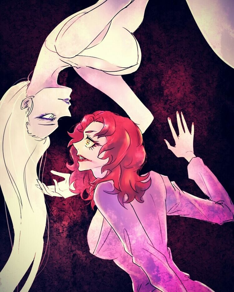 @darkphoenix *taps into an unexpected source.* So that's who you are? I see! I did no good in