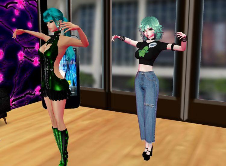 @nagatsukisakata *Dancing with big sis* tamakidancingwithbigsisyumiimvu