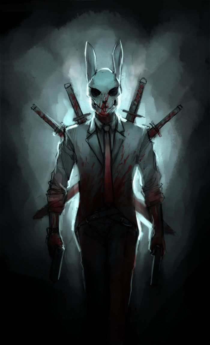 *Several of the more bloodthirsty Bunny Men of Lunaris had awakened due to the relentless earthquake