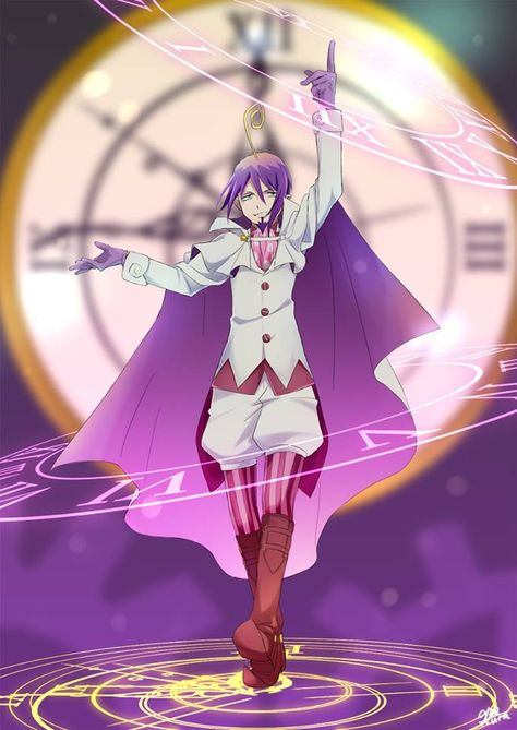 *Mephisto did his best to assist. He first attempted to control time but Helena's powers would