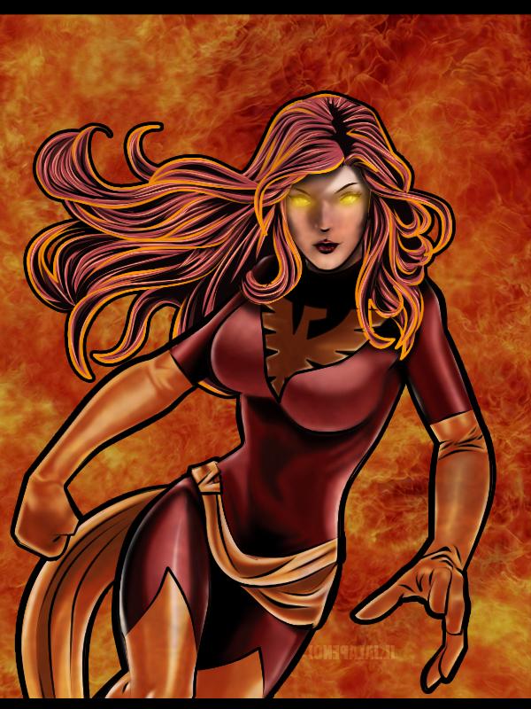 Dark Phoenix III