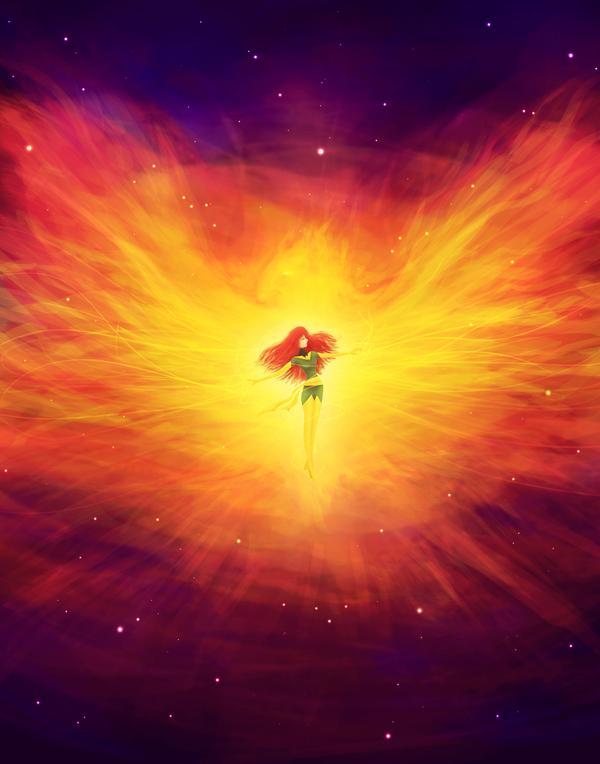 Dark Phoenix IV