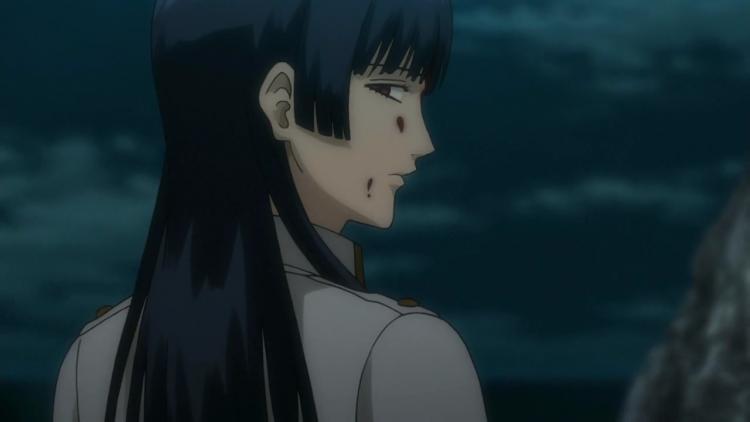 *Imai was near a gate area in close proximity to the back of the crypt. She took advantage of the fa