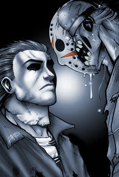Naruto, I know you would like this one!! Myers vs Jason