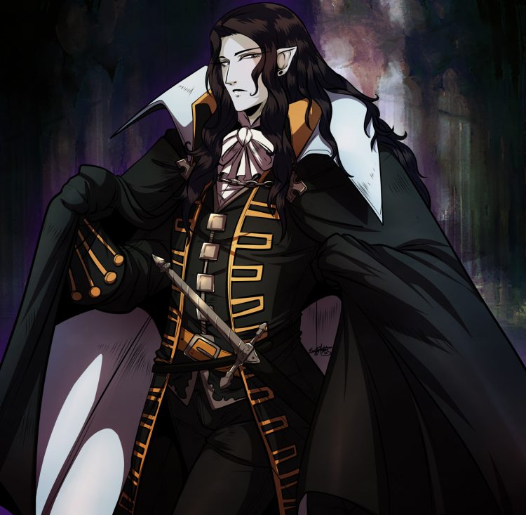 // *cough* Stealing Alucard's outfit. @alucardtepes ishmi-amp-the-kings-men-dalucard1