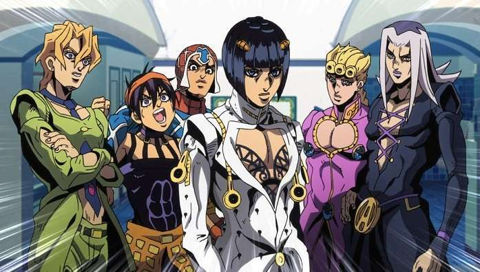 *Narancia was a bit frightened. He felt he had died. He didn't know if all he had seen was a d