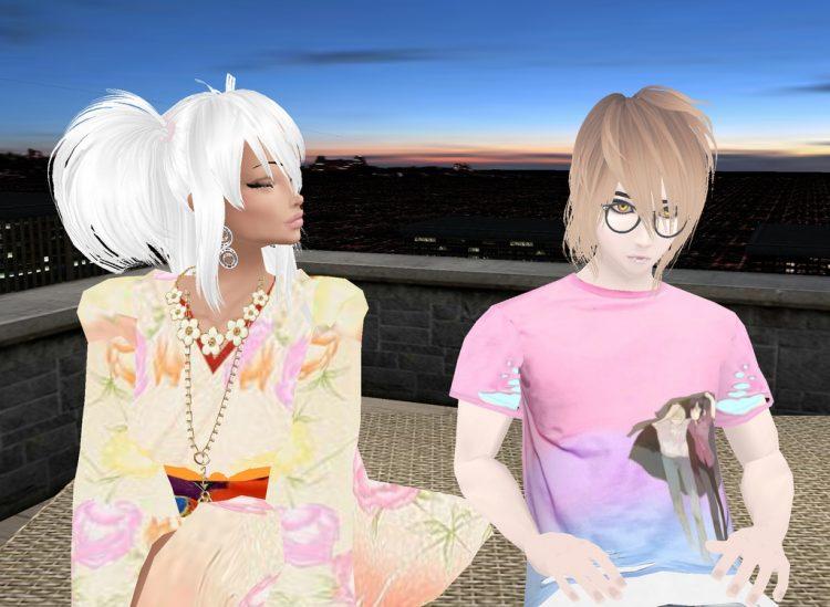 *Pako and Izumi* @alchemistvampyrhybrid pakoandizumimvu
