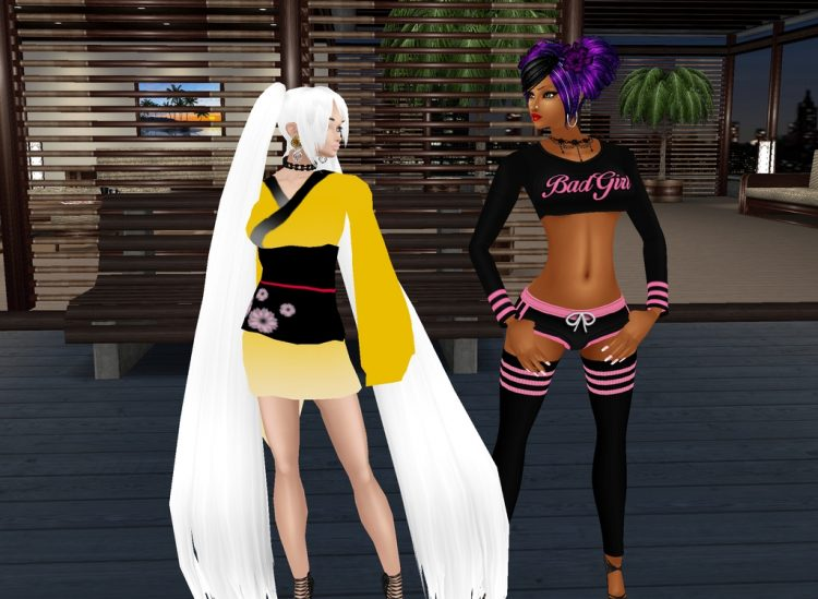 *Tokiko and sexy Noloty* @promiscuous tokikoandnolotyimvu
