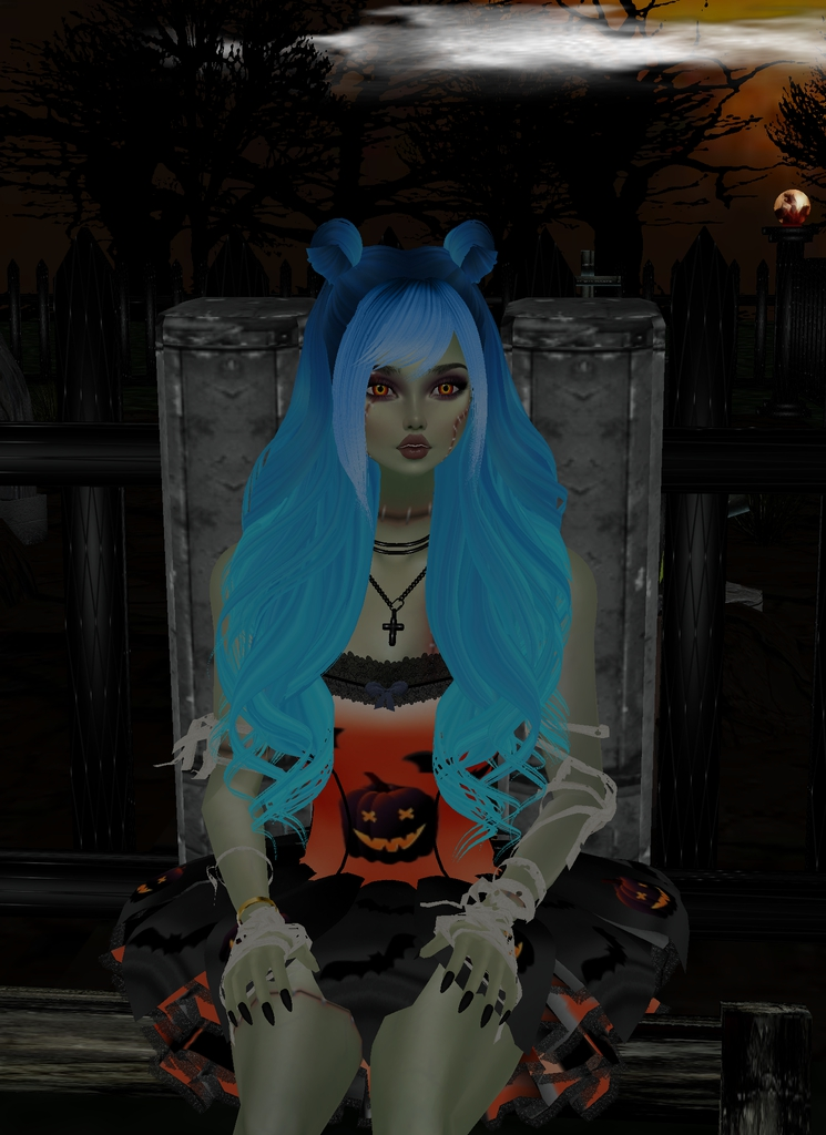 Happy Halloween everyone ;) urakazeimvu
