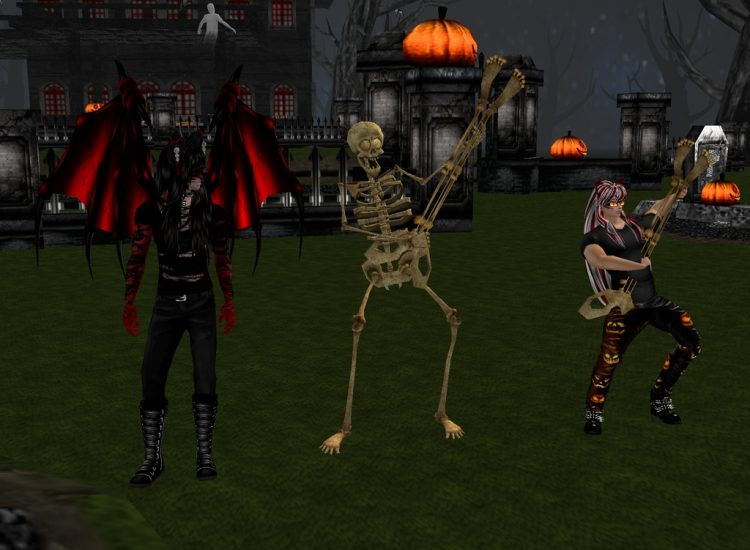 me…some weirdo and brother Xerxes Happy Halloween ;) @xerxes zerzesandxerxeshalloweenimvu