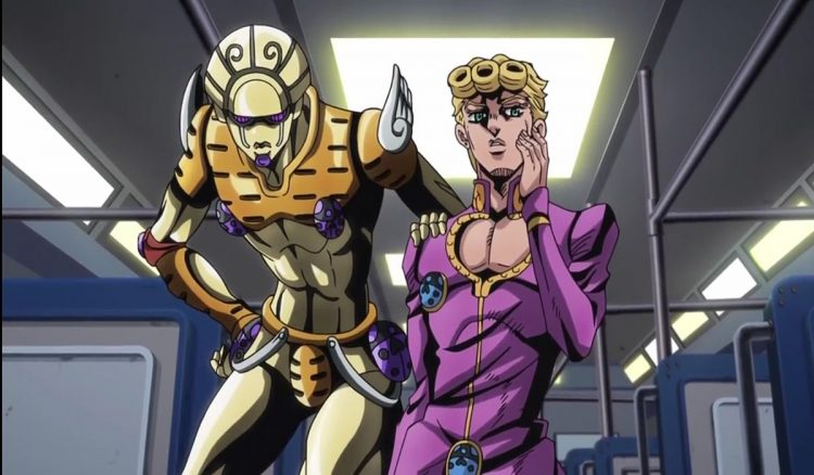 *Giorno was up and about the infirmary. Learning of this new world they had stepped into and getting