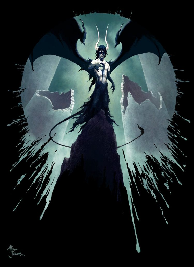 *Death FH was not to be underestimated, the entity came down on him with an air or arrogance and a c