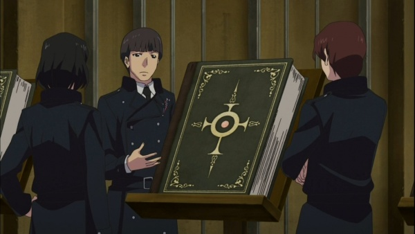 *Grimoires are available for the Arias*600px-BlueExorcist-VaticanHQArmoury5
