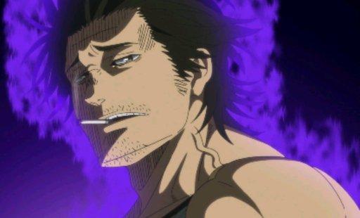 // You don't fool me. I'm pretty sure I sense a battle aura. Want me to demonstrate mine