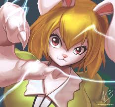 *A resident of Lunaris finds her courage and fights along side Ginnoji and Ginkachi while protecting