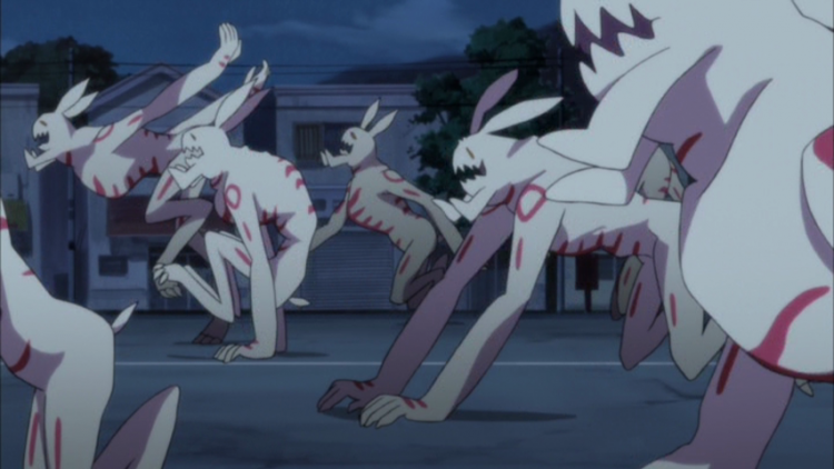 *The bunny beasts vs siblings Ginkachi and Ginnoji began to surface within the region of Lunaris. Sa