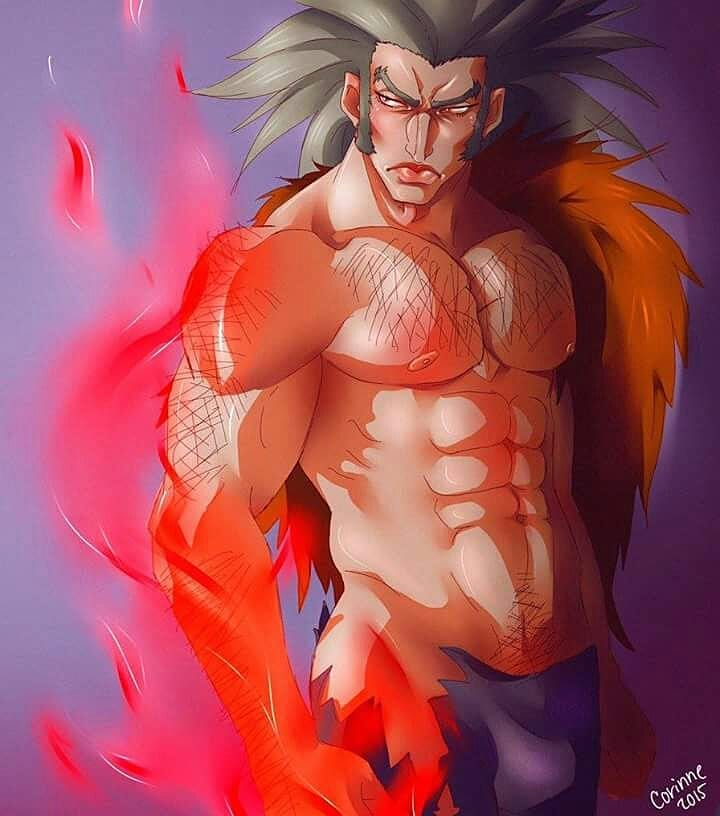 *Passed out and eventually as a light shone over him, he began to feel a chain pulling at him but so
