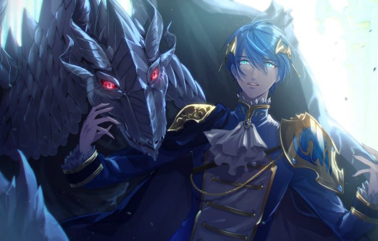*Although Natsuru-Kaito was outside the exosphere of the planet they longed to return to. He hoped a