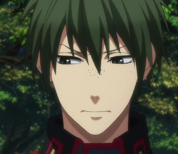 Sougo! You came here, shouldn't you be looking for Commander Kondo? *he sees that his brother