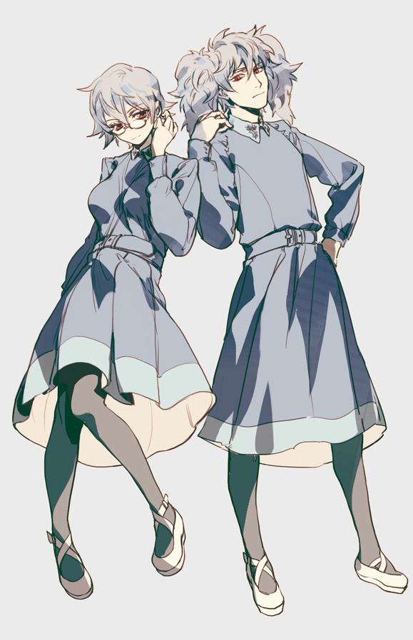 *Ginko and Pako* @yorozuyagirls Sakata.Gintoki.full.2123136
