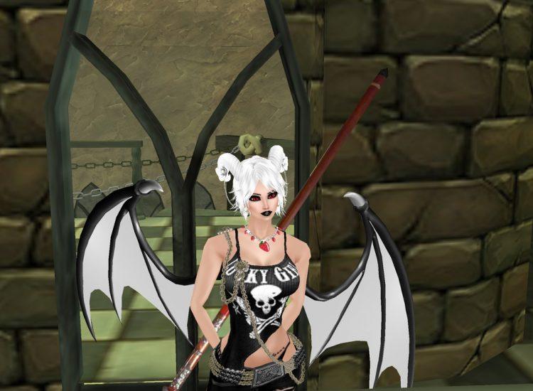 *White Demoness Ginko* ginkowhitedemoness