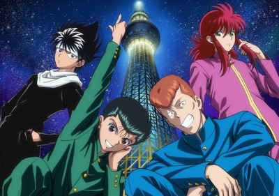 @kuwabara @sugarspirit @hiei *Urameshi was lost to the old world but the rest of the crew was togeth