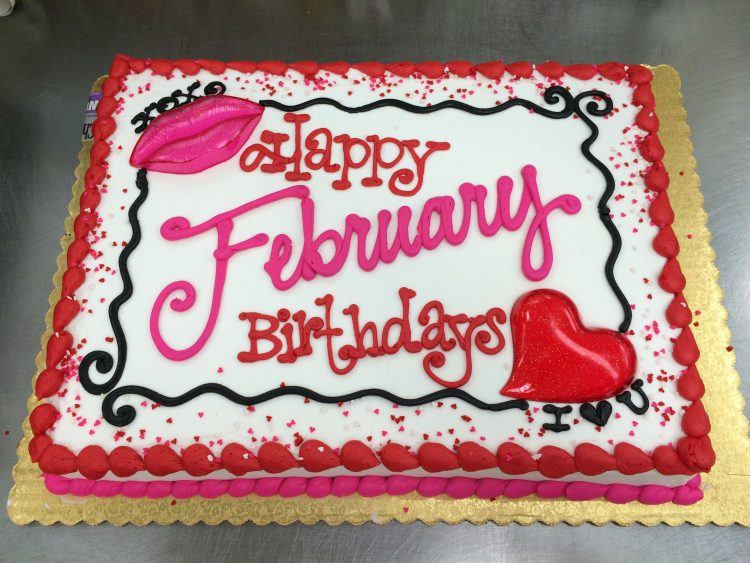 // Good job Kandace but always bring out a cake with your wishes ;) Happy Birthday to all those born