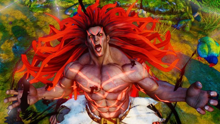 *Shuhei would bolt away from Sacred SatouFlame after he took down any invaders that tried to enter t