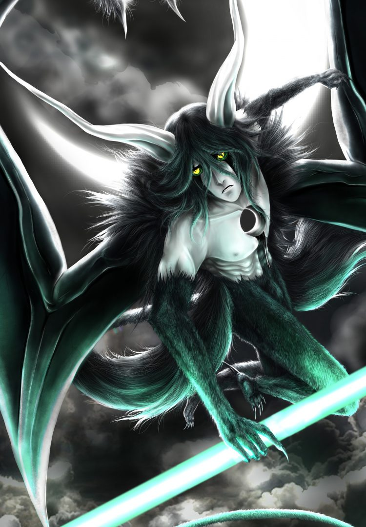 *Flying over the outside of Hades to see if there were any more threat of ogres, monsters or other s