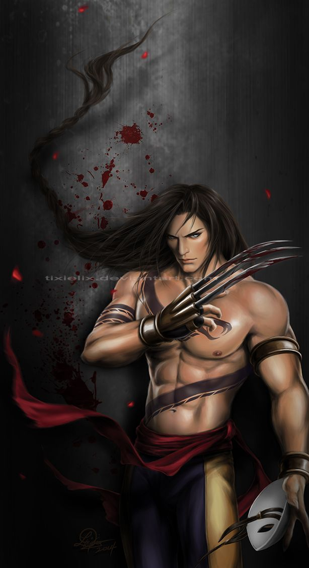 // Arigato uncle Koga, although I prefer my sword, these come in handy once in a while. @steelfangsa