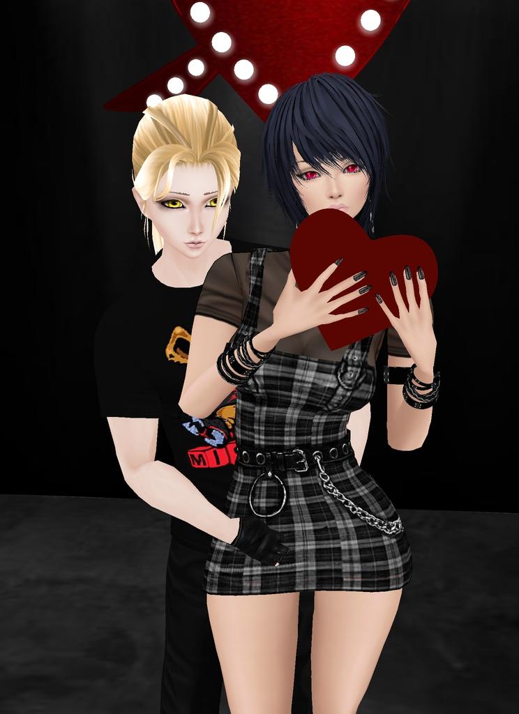 Happy Valentine's Day! @alchemistbros alfonsoandsayalove