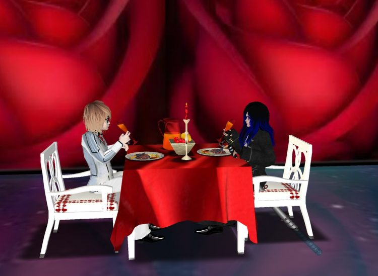 *Valentine's Dinner with Albertus* @magus.albertus.frazerizumiandalbertusvdaydinner