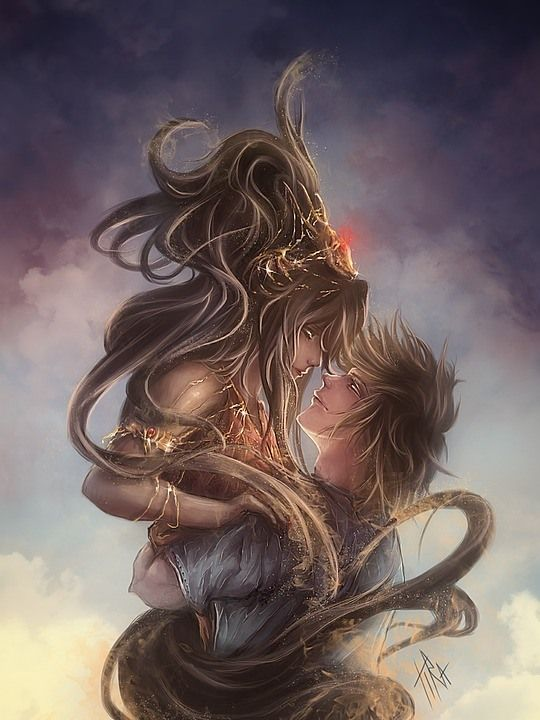 @promiscuous *He smiles at her and picks her up happily.* I can sense their powerful auras heading o