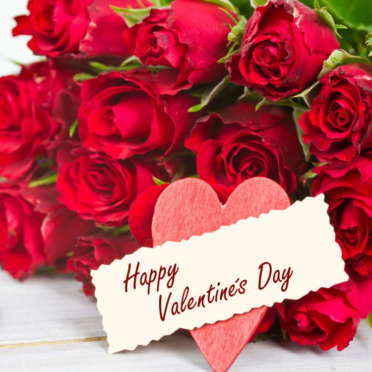 On Valentine's Day, drop into Sweet as Sugar Flower Shop to obtain beautiful bouquets and wond