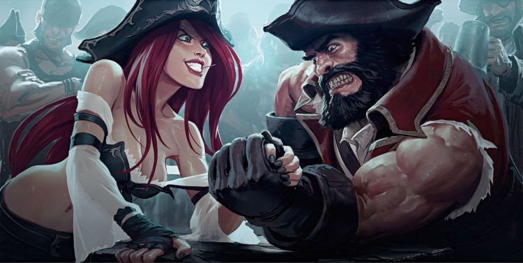 *Arm wrestling some pirate pals at the Savage Pirates Seashore Get Together.* 51936e2daef742a15d8567