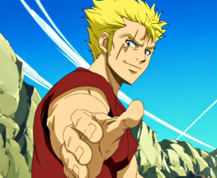 *Laxus had been cleared to leave the hospital. He watched as many familiar faces began to leave. He