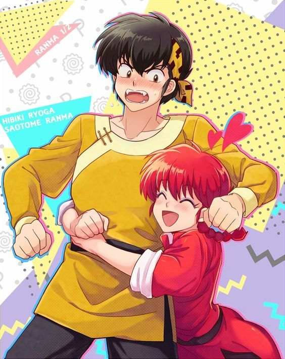 *Being escorted to their new home.* Tch stop it Ranma you bastard! It wasn't funny back at the