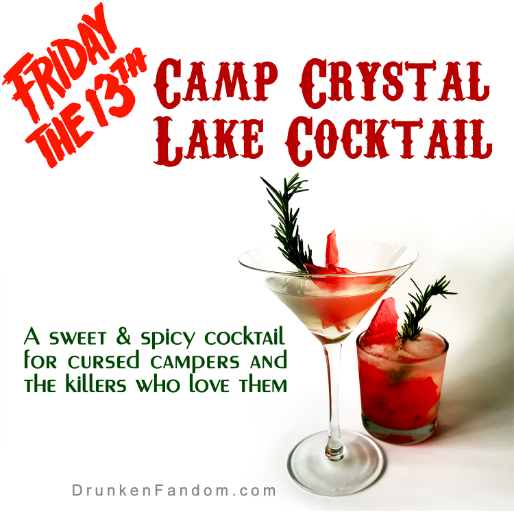 Cheers! Happy Friday the 13th ;)FridayThe13th