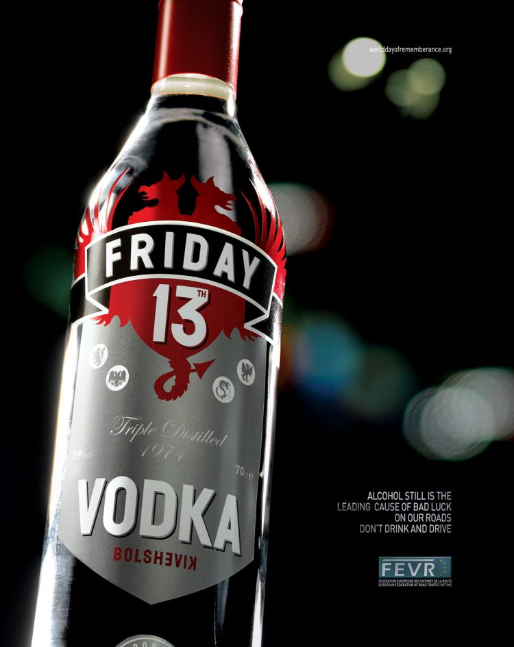 *He grabs hold of a complimentary bottle that the club was giving it's patrons.* Same to you b