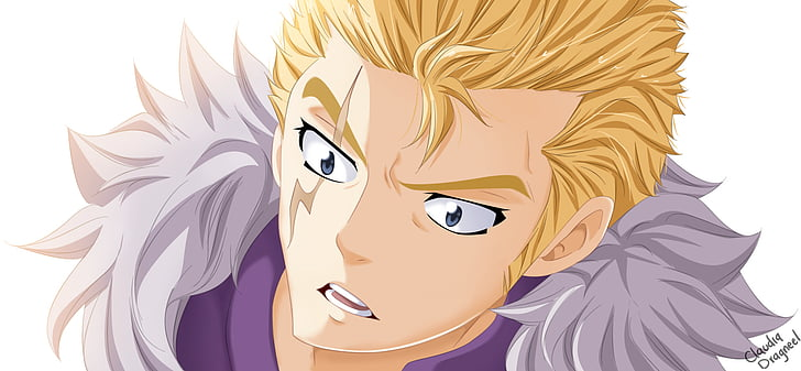 *As he walks over to the place, Laxus is surprised.* Is this a clone of my old home! *The outside lo
