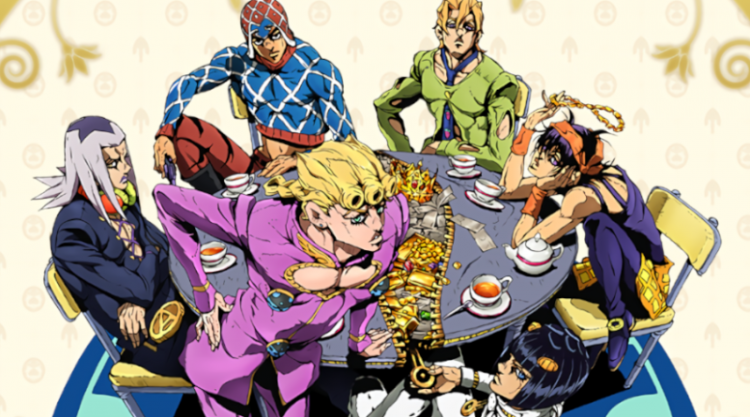 *Taking Leone's advice that they should go out and eat. The Passione gang switched from the bu