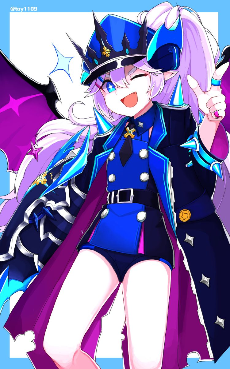 *Helena's daughter Lu @shadowflamesoul was deployed to Rosy Cross to make sure all the orphans