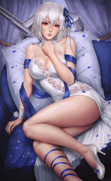 *Ginko was so excited about the current status of things that she was indulging in just about everyt