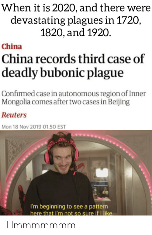 Pewdie Pie Prophecy! when-it-is-2020-and-there-were-devastating-plagues-in-67552785