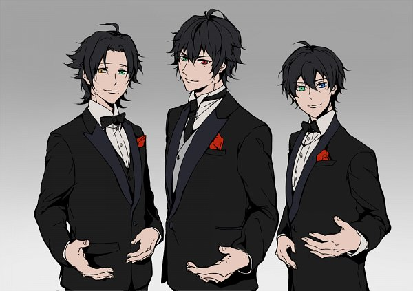 *Takes his sons Nox and Summa to the Foxflame Ballroom.* It's been a while since we've d