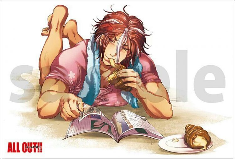 *Finally gets to the dorm room he shares with Hachi and enjoys some downtime while Hachi heads out.*